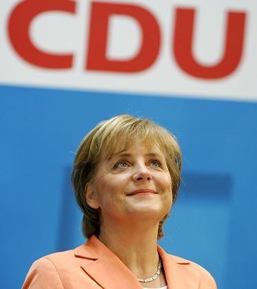 """Angela Merkel: """"Nur das versprechen, was wir auch halten können"""""""