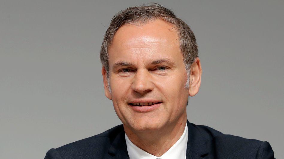 Oliver Blume, Vorstandschef von Porsche