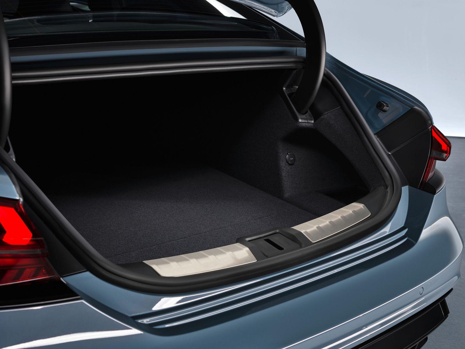 Audi e-tron GT quattro / Kofferraum