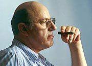 Werbeträger: Manfred Krug im Jahr 1997