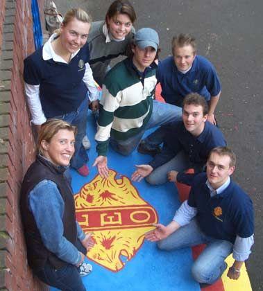 In Leo Clubs sowie bei Rotaract trifft sich der Nachwuchs von Lions und Rotary