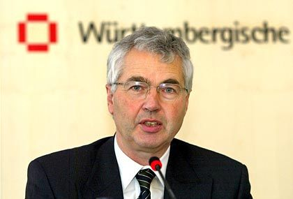 Abgang: Tom Bäumer, Chef der Württembergischen Versicherung