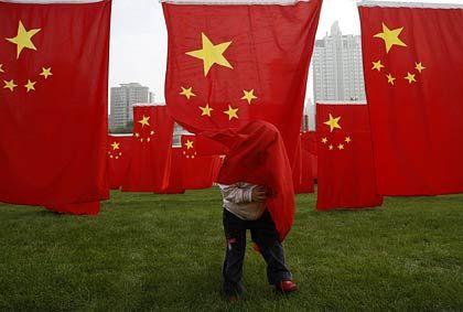 Rot, rot, rot sind alle meine Fahnen: Am chinesischen Markt werden Vermögensverwalter künftig nicht vorbeikommen