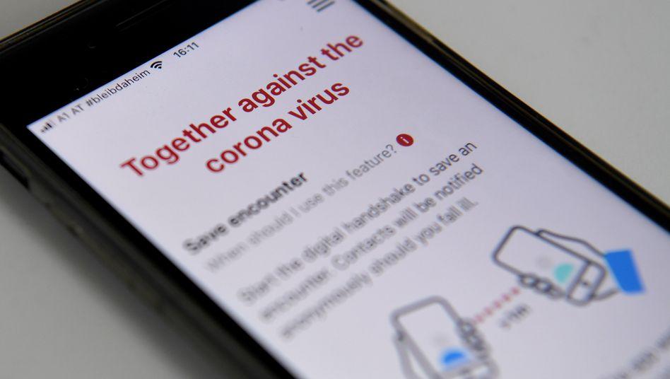 Corona-Warn-App kostet den Bund rund 20 Millionen Euro