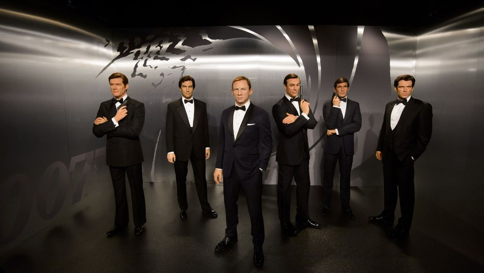 James Bond: Geheimagenten aus Wachs