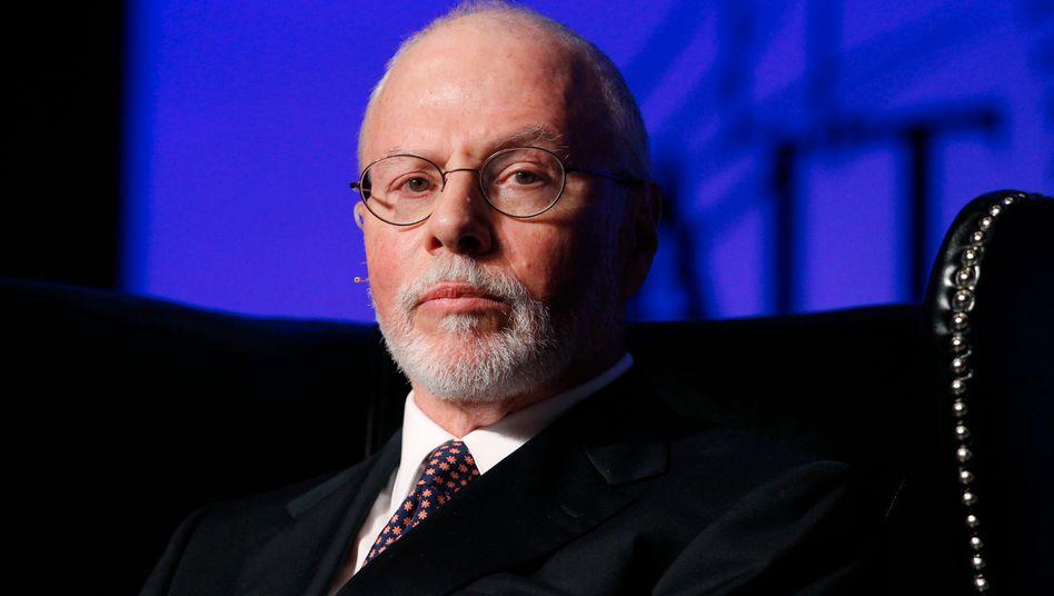 Unbequemer Investor: Paul Singer von Elliott Management