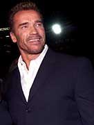 Glaubt zu wissen, wo der Hammer hängt: Actionstar Arnold Schwarzenegger