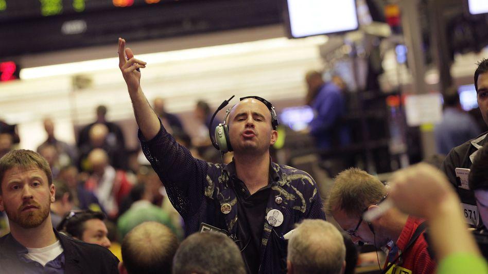 Rohstoffbörse in Chicago: Per Indexfonds lässt sich in Aktien, Rohstoffe und andere Assets investieren