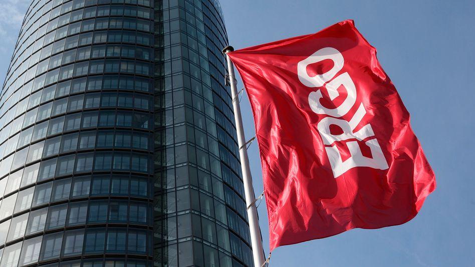 Ergo-Zentrale in Düsseldorf: Wirft den ehemaligen Hamburg-Mannheimer-Managern Untreue vor