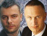 BBDO-Deutschland-CEO Rainer Zimmermann (rechts) und Stephan Zilges, Kreativdirektor BBDO-Düsseldorf