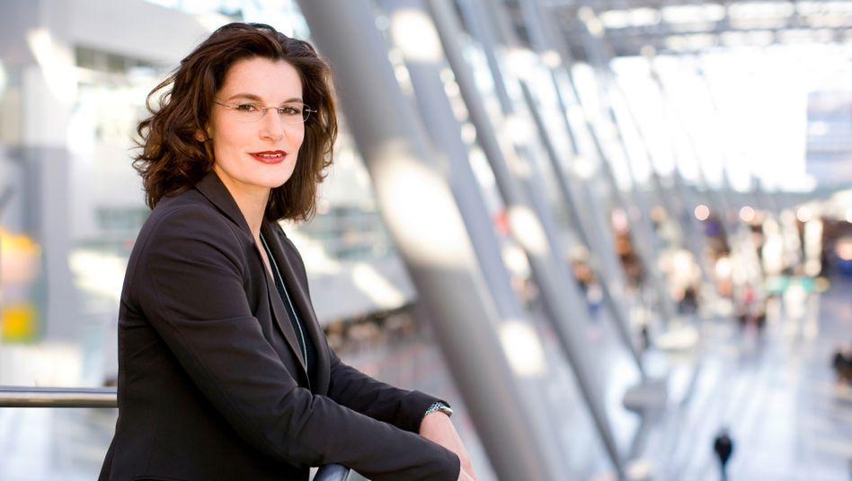 Ex-Henkel-Frau Tina Müller: Neuer Arbeitsplatz bei Beiersdorf in Hamburg