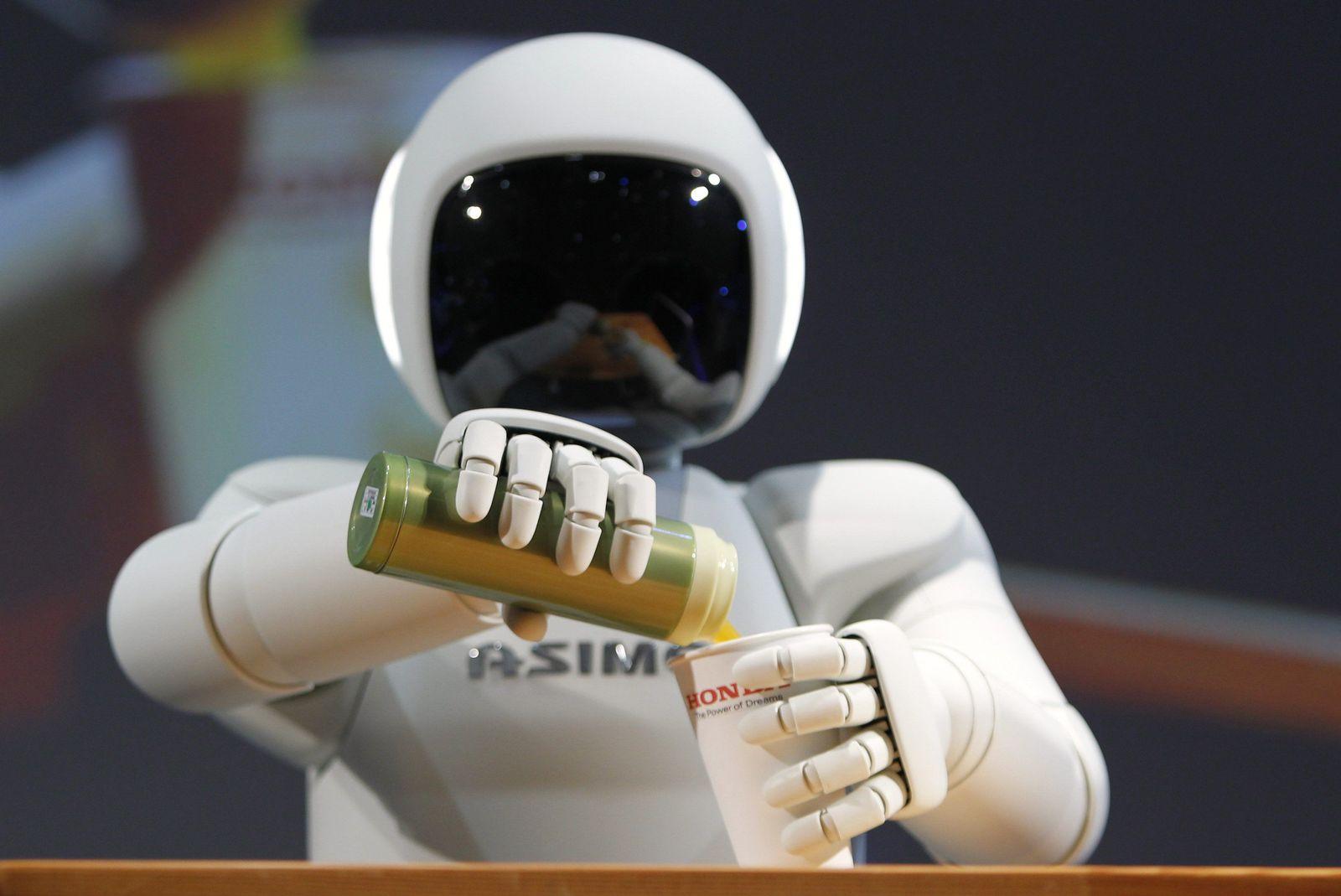 Asimo Roboter Honda