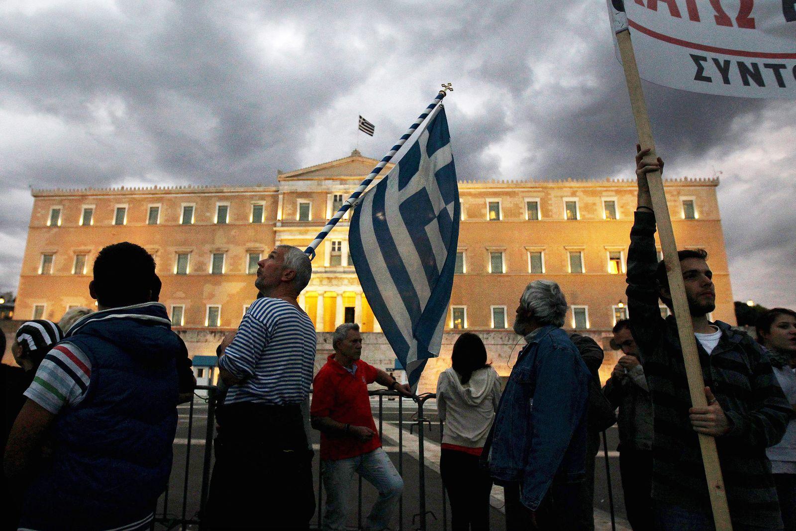 Griechenland / Finanzkrise /