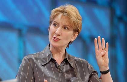 Hewlett-Packard: Carly Fiorina hält an den PCs fest
