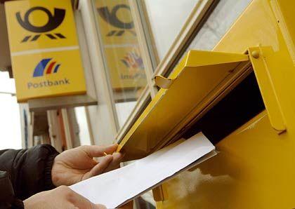 Zusammenlegung: Der Paketbereich soll mit der Briefabteilung weitgehend verschmelzen