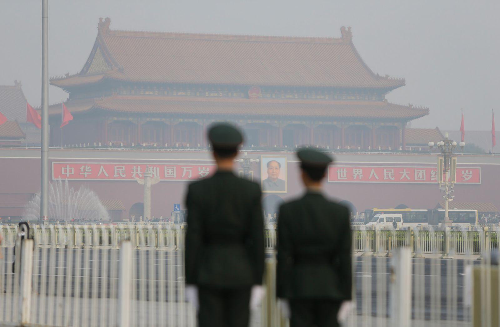 2013 / Peking / Smog