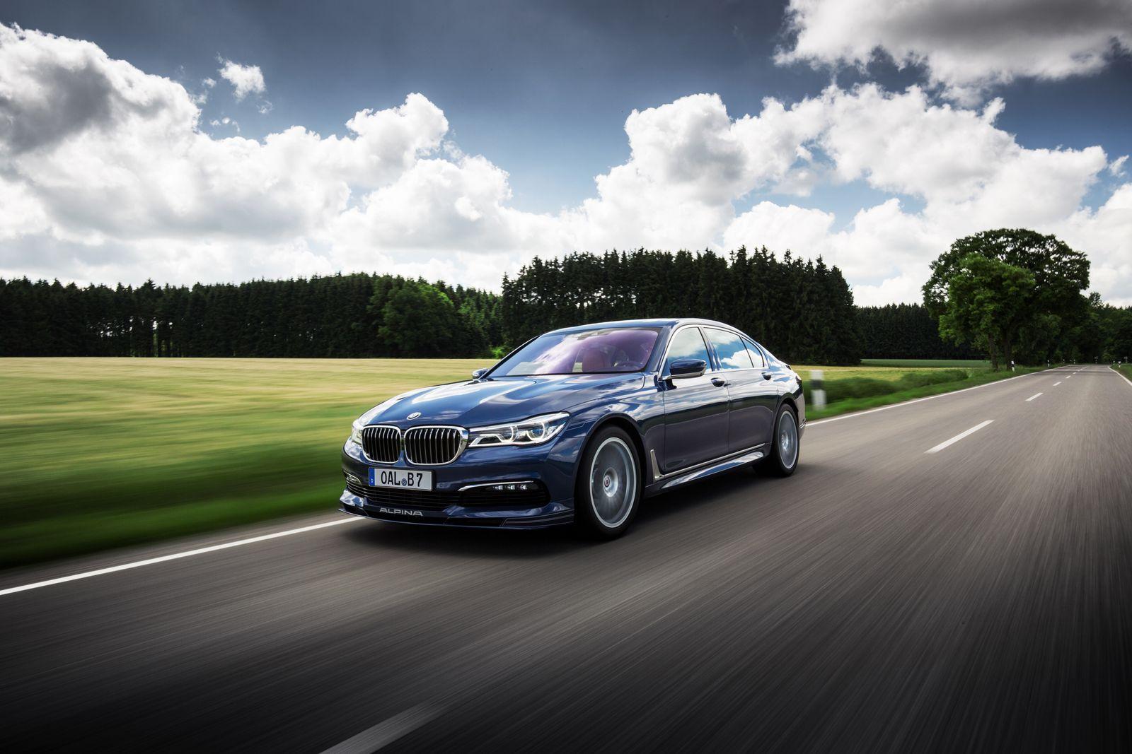 2016 / BMW ALPINA B7 BITURBO