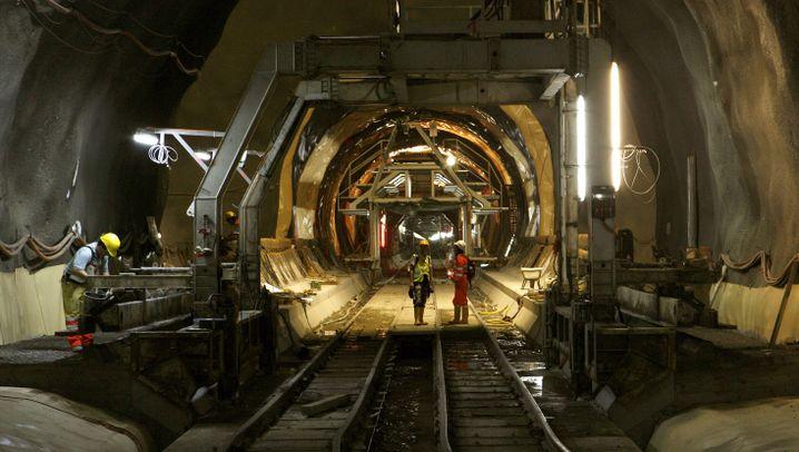Gigantomanie am Bau: Die zehn spektakulärsten Verkehrsprojekte