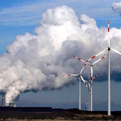 """Wind statt Kohlekraft: """"Wir brauchen ein europaweites Stromnetz"""""""