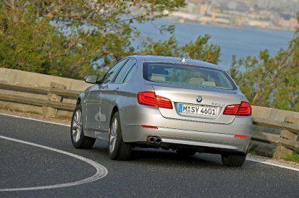 Zeigt die Rücklichter: BMW will auch 2010 der weltweit führende Premiumhersteller bleiben
