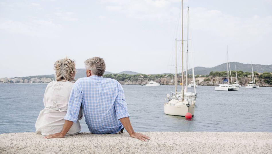Reich in Rente? Für die ältere Generation mochte das ansatzweise noch zutreffen, für die kommenden Rentner immer weniger