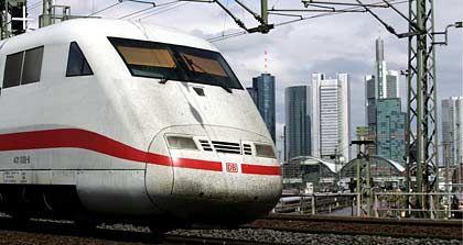 """Geht in die Offensive: Die Bahn will mit einem neuen """"Dauer-Spezial-Preis"""" neue Kunden gewinnen"""