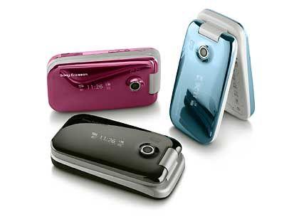 Sony Ericsson Z610: Verstecktes Display in verspiegelter Hülle