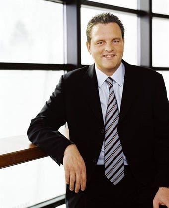 Andreas Schwerla (39): Chief Operating Officer von McDonalds Deutschland