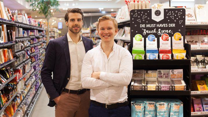 Start-ups: Deutsche Nahrungs-Rebellen