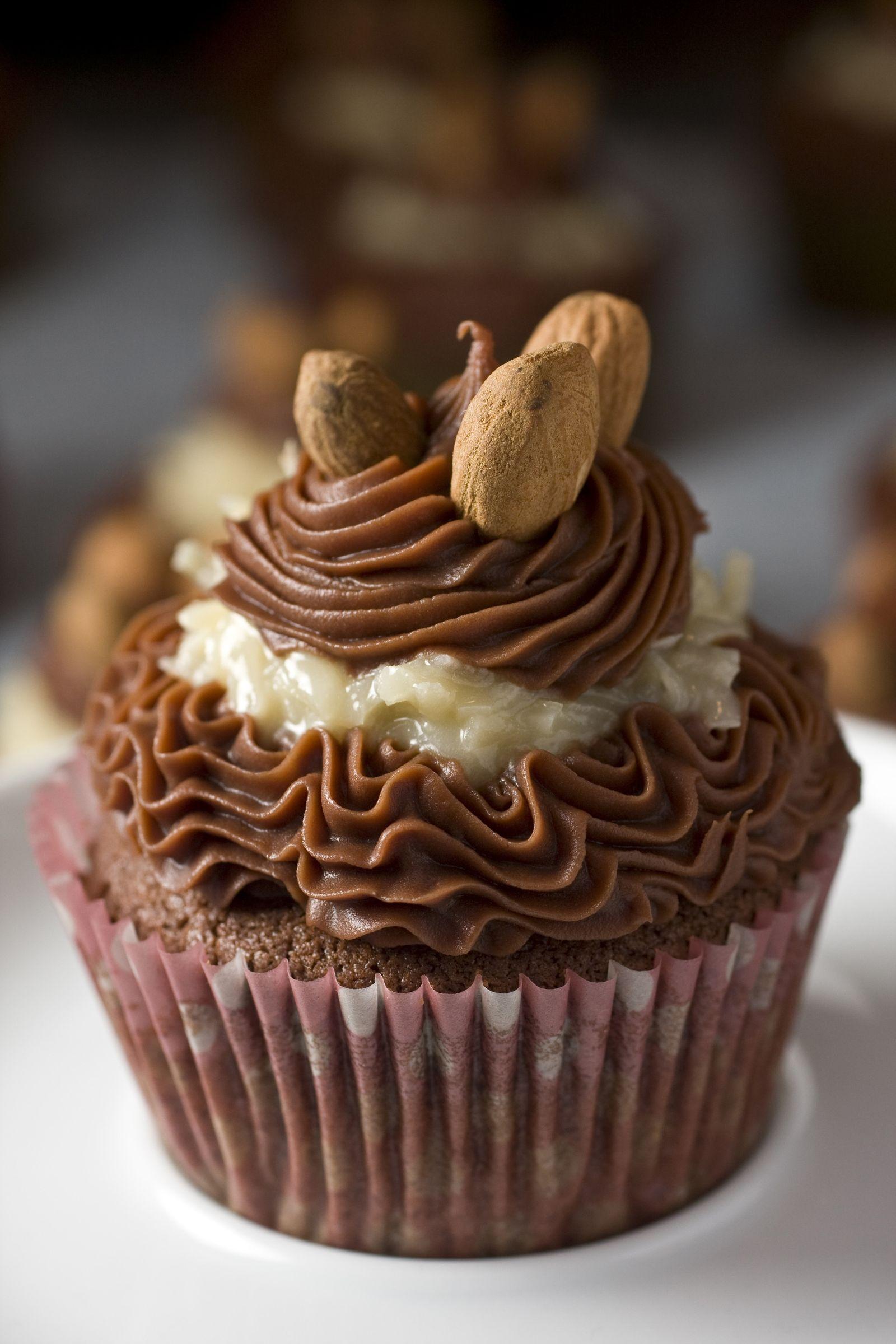 Cupcake / Schokolade / Törtchen