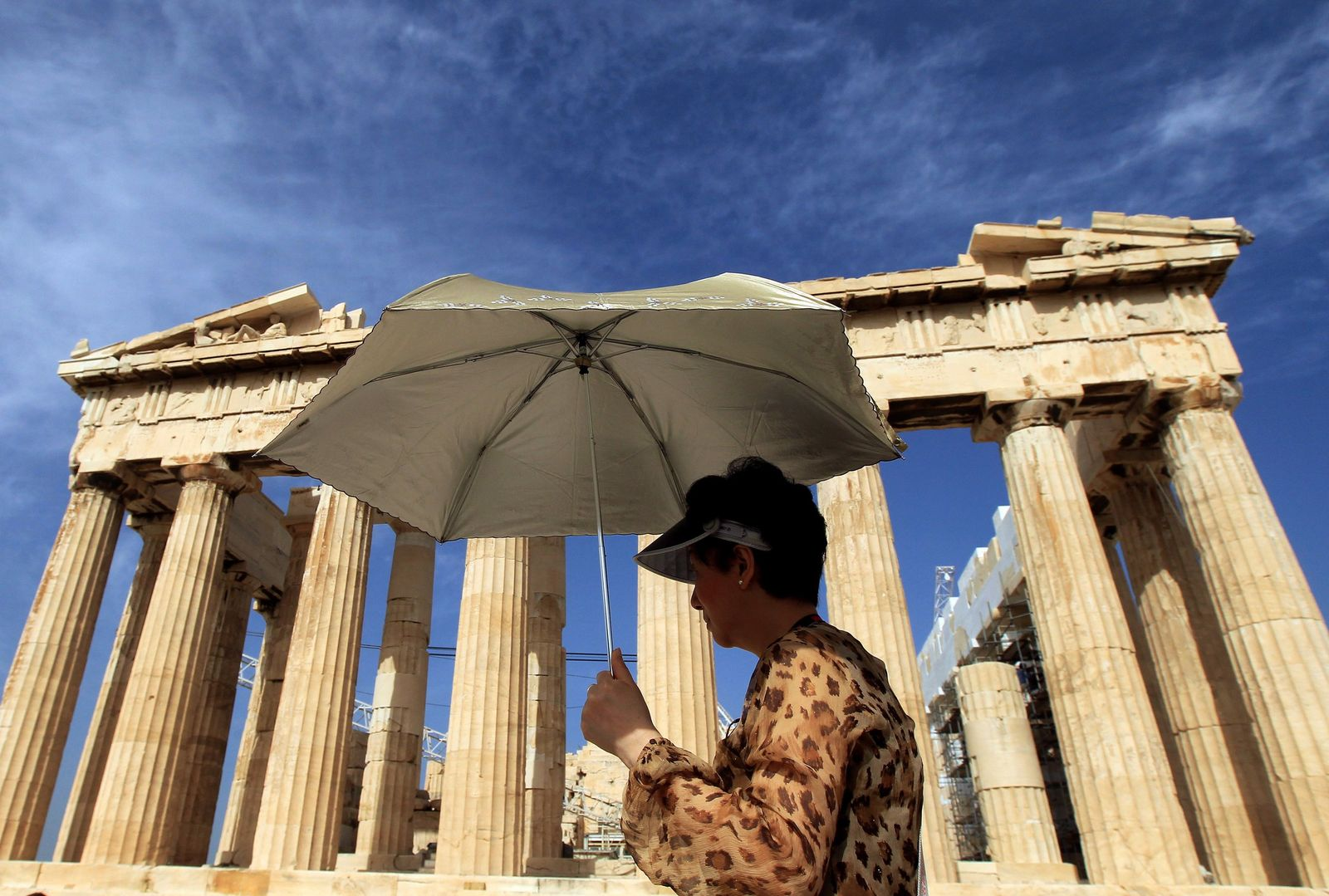 Griechenland Tourismus