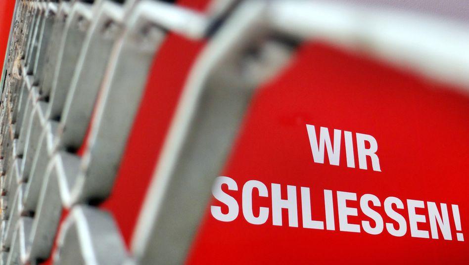 Insolvenzen in Deutschland: Bisher weniger als im Vorjahr