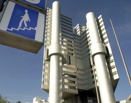 Hoher Abschreibungsbedarf: HVB-Zentrale in München
