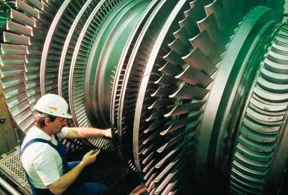 Turbine eines Steag-Kraftwerks: Konzernmutter RAG plant Ausbau der Unternehmenssparte