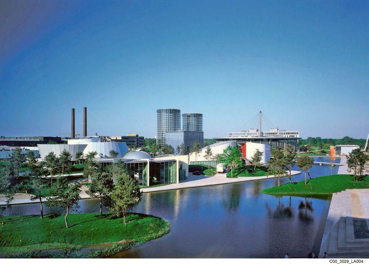 Autostadt: Symbol für die Transformation Wolfsburgs vom Krisenzentrum zur Boomtown