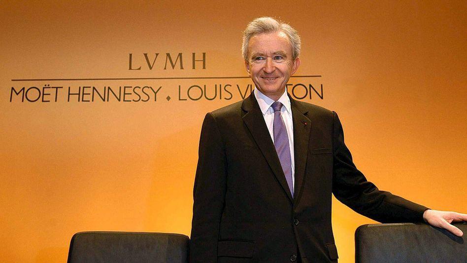 LVMH-Chef Arnault: Steuerflucht oder Sicherung des Familienerbes?