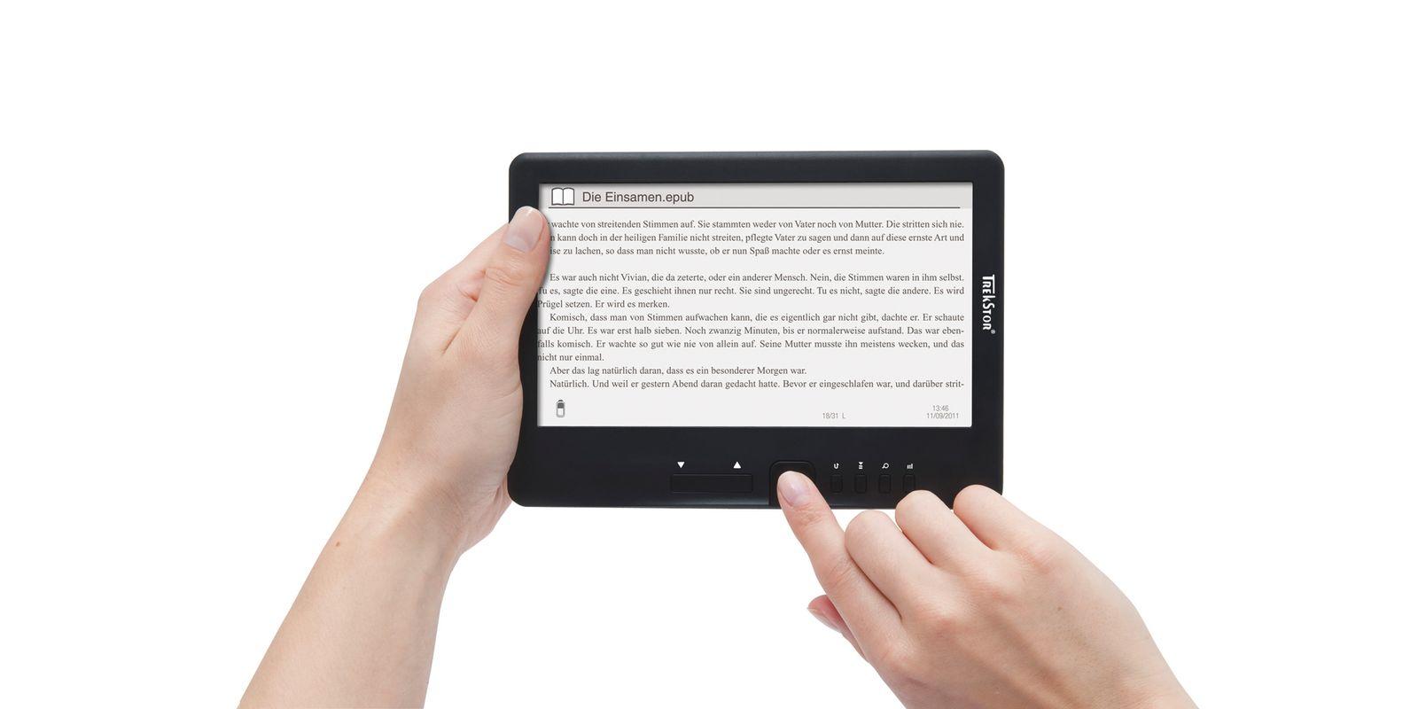 eBook Reader / Weltbild / NETZWELT