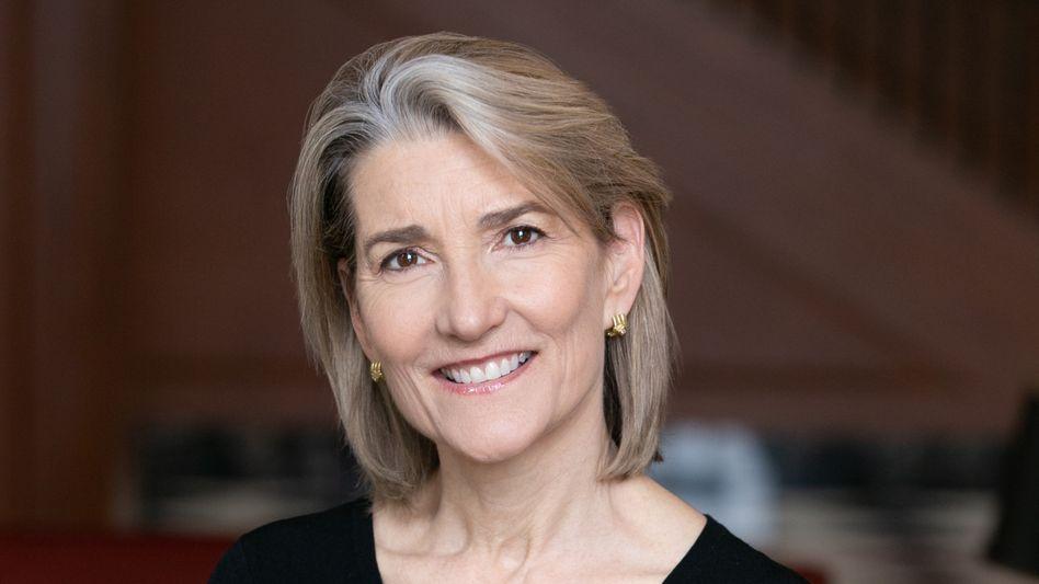 Amy Edmondson, Professorin für Leadership und Management an der Harvard Business School