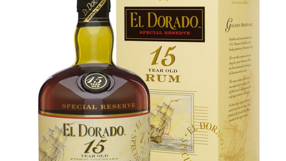 Rum: Hochprozentige Destillate