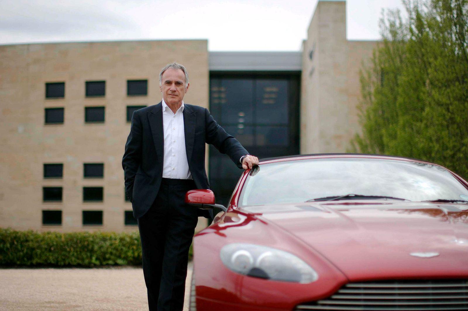 Ulrich Bez, PDG d'Aston Martin