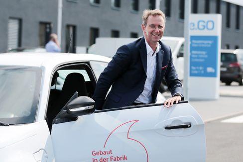 E.Go-Mobile-Gründer und StreetScooter-Erfinder Günther Schuh