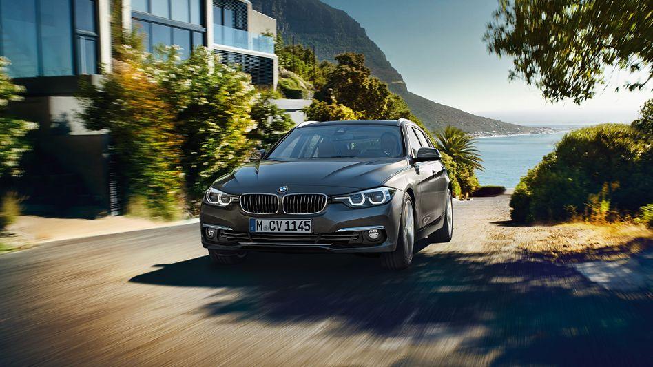 BMW 3er: Abstand zu Mercedes-Benz verkürzt