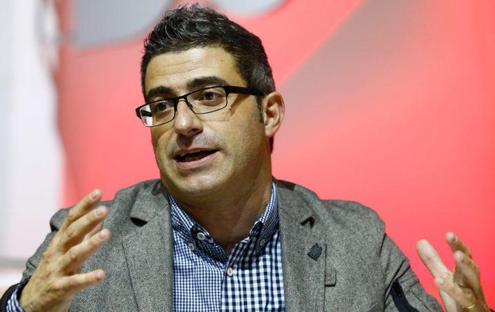 """Offiziell """"einvernehmlich"""" getrennt: Andere Quellen berichten, Desigural-Chef Manel Jadraque wurde auf Drängen von Finanzinvestor Eurazeo vor die Tür gesetzt"""