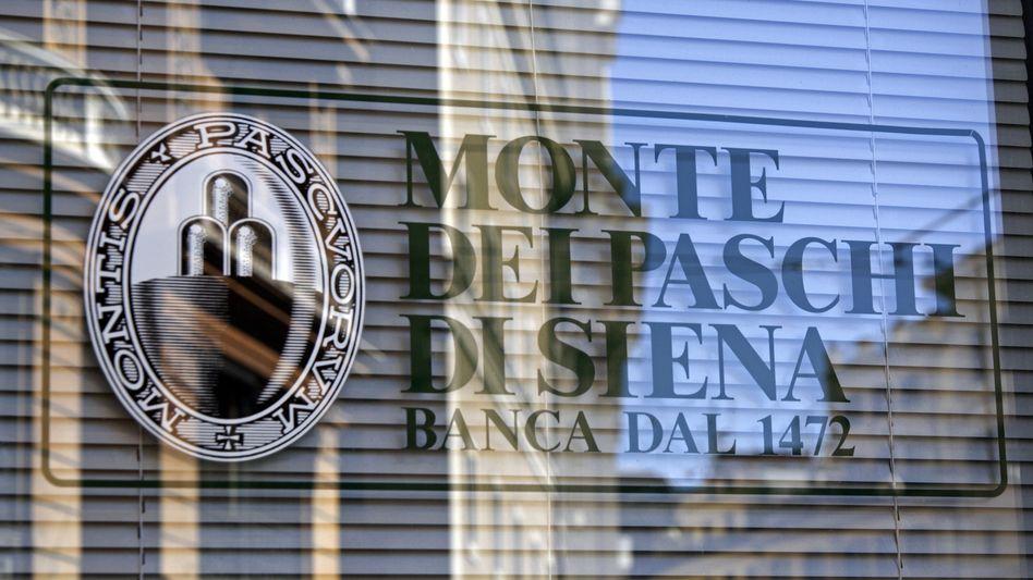 Der italienische Staat wird wohl eine der ältesten Banken weltweit retten müssen