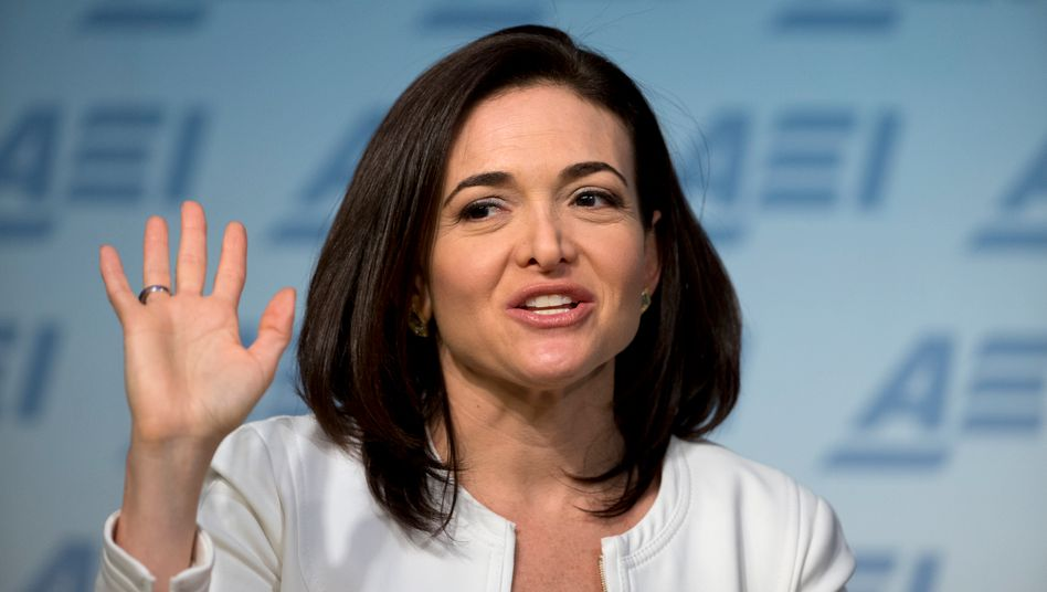 Abschied aus dem Disney-Aufsichtsrat: Facebooks Chief Operating Officer Sheryl Sandberg