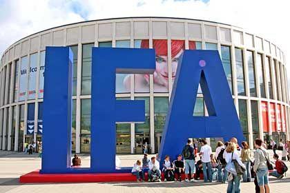 Neuheiten unter dem Berliner Funkturm: Die IFA ist eine der größten Messen für Unterhaltungselektronik