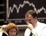 Börsenflaute vermiest das Geschäft