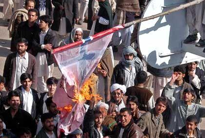 "Proteste in Afghanistan: ""Über die Grenzen hinaus"""