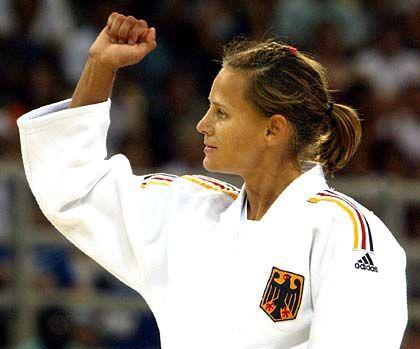 Erste deutsche Medaillengewinnerin Julia Matijass: Für ihren dritten Platz im Judo winken 7500 Euro