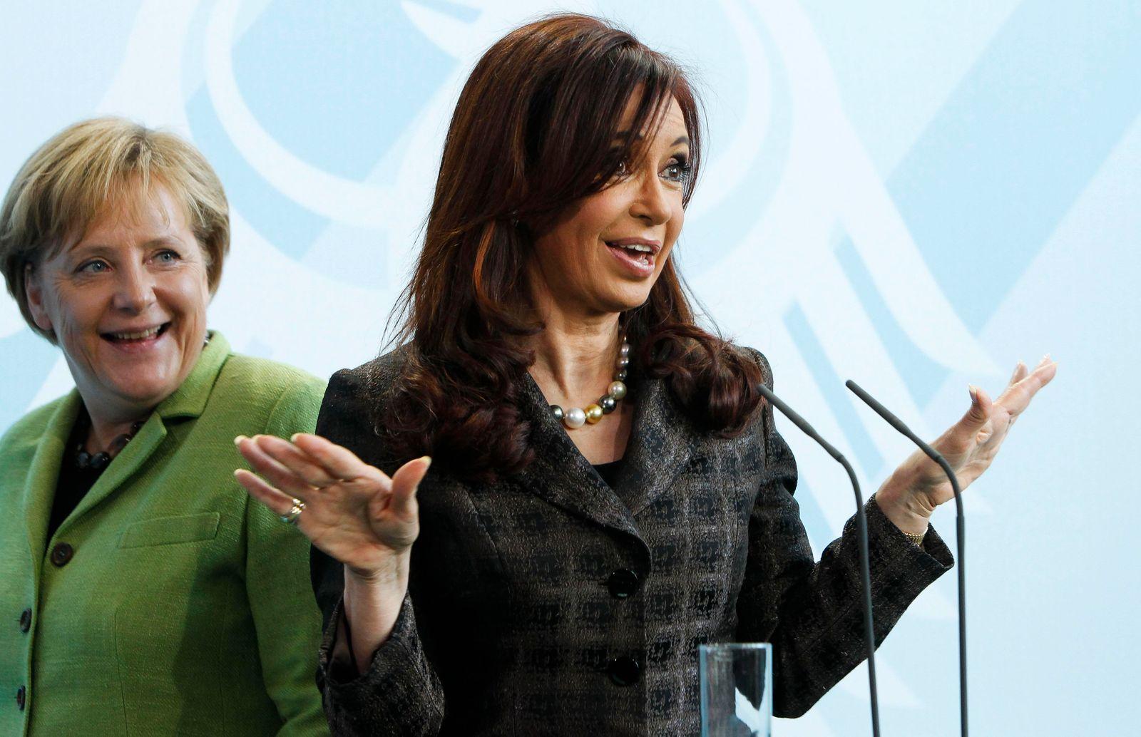 Argentinien Kirchner